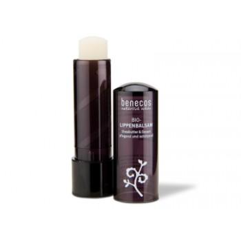 Benecos Natūralus lūpų balzamas, 4,5 g