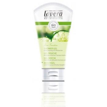 "Lavera Dušo gelis su citrinomis ""Lime Sencation"",150 ml"