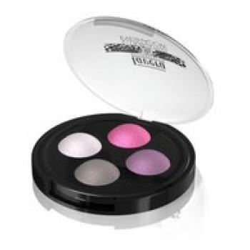 """Lavera 4 spalvų akių šešėliai """"Quattro Lavender Couture"""", 2 g"""