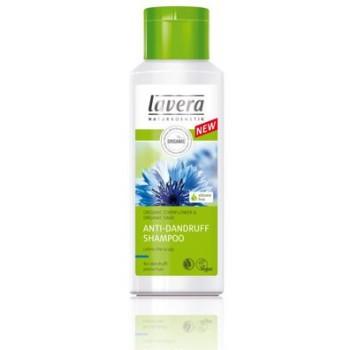 Lavera Šampūnas su rugiagėlėmis nuo pleiskanų, 200 ml