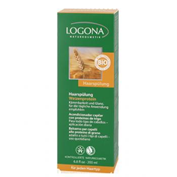 Logona Kondicionierius plaukams su kviečių proteinais, 200ml