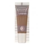 """Logona Natūralus lūpų blizgis, """"Lengvai rudas"""", 10 ml"""