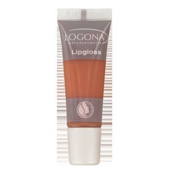"""Logona Natūralus lūpų blizgis, """"Terracotta"""", 10 ml"""